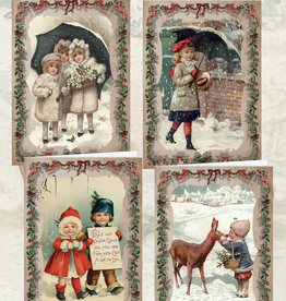 Creatief Art Nostalgic winter 01