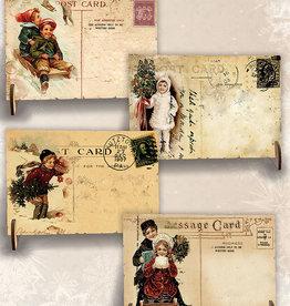 Creatief Art Wooden Postcards 03