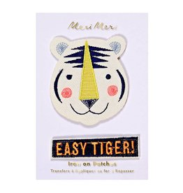 Meri Meri Patches-Easy Tiger