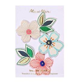 Meri Meri Patches-Flowers
