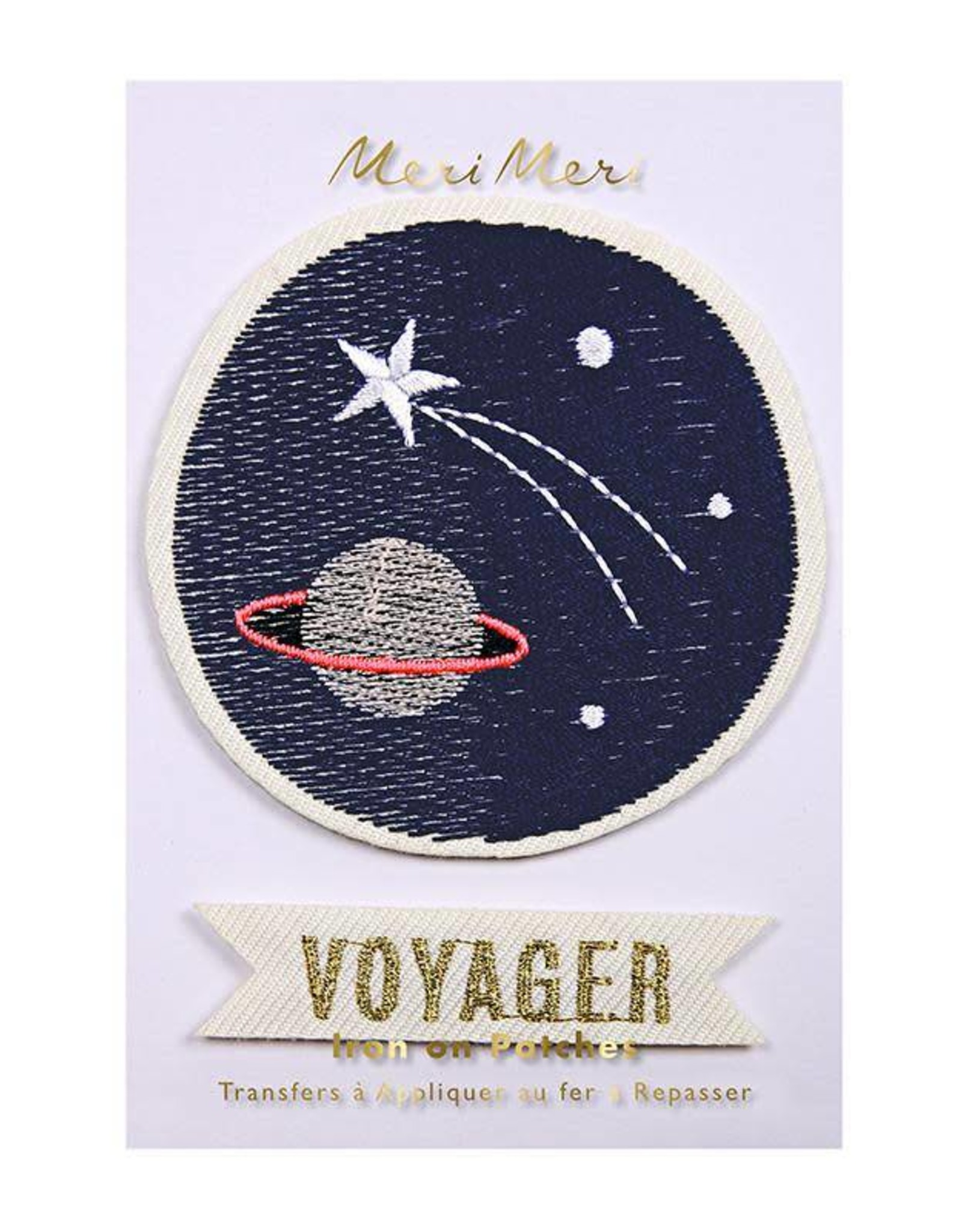 Meri Meri Patches-Space Voyager