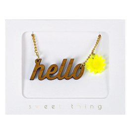 Meri Meri Ketting Hello Sunshine