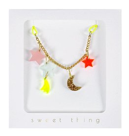 Meri Meri Ketting Stars and moon