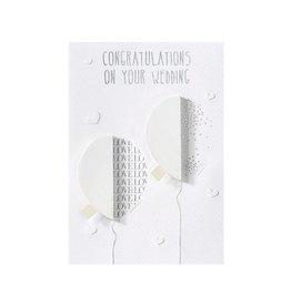 Räder Wenskaart-Wedding congratulations
