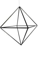 Draadzaken DIY himmeli Cube medium-black
