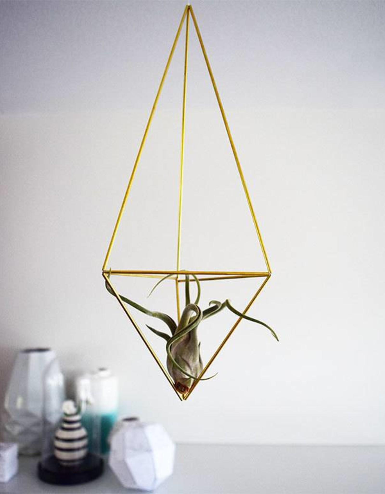 Draadzaken DIY himmeli Delta medium-gold