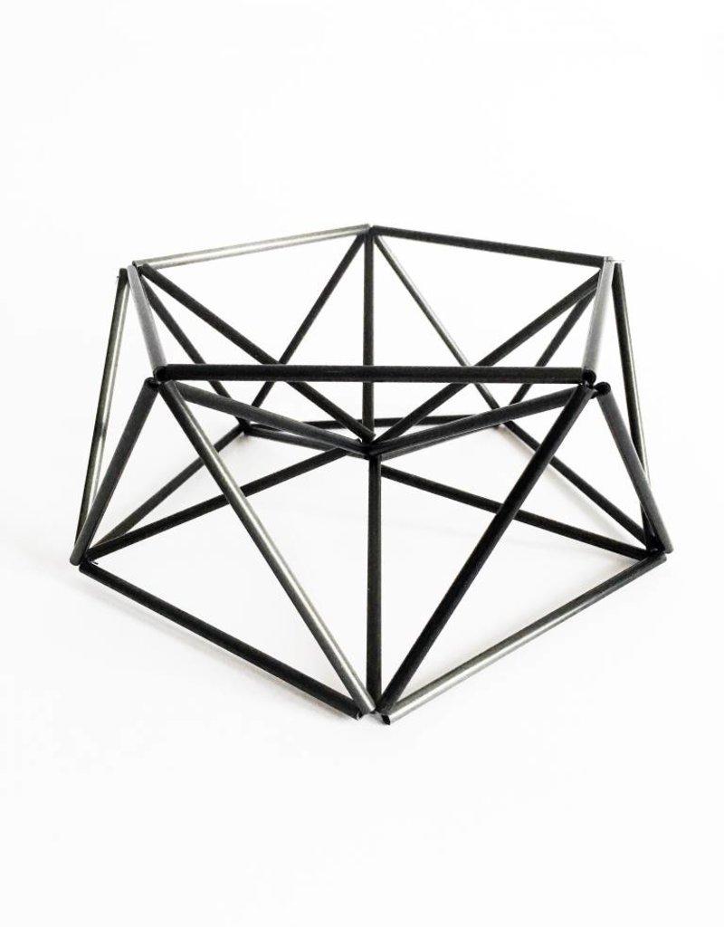 Draadzaken DIY table planter MARS-black