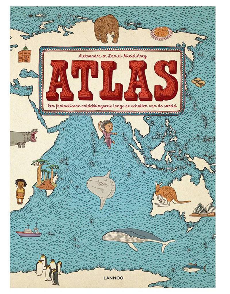 Lannoo Atlas