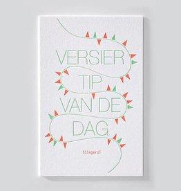 Papette Wenskaart ENNA-Versiertip van de dag