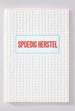 Papette Wenskaart SPARKLE-Spoedig herstel