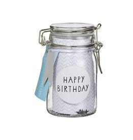 Räder Gift glass-Happy Birthday