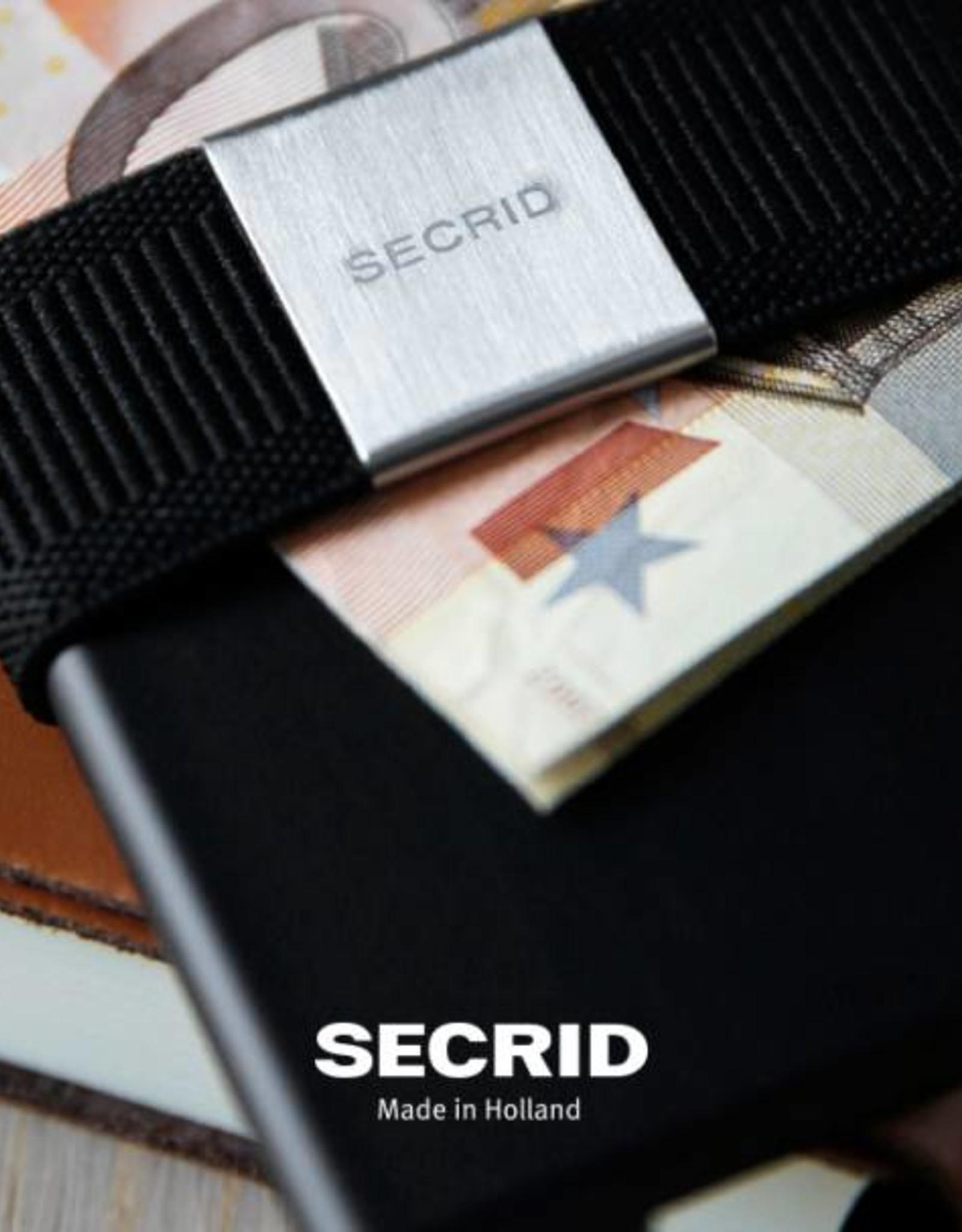 Secrid Moneyband-tire black