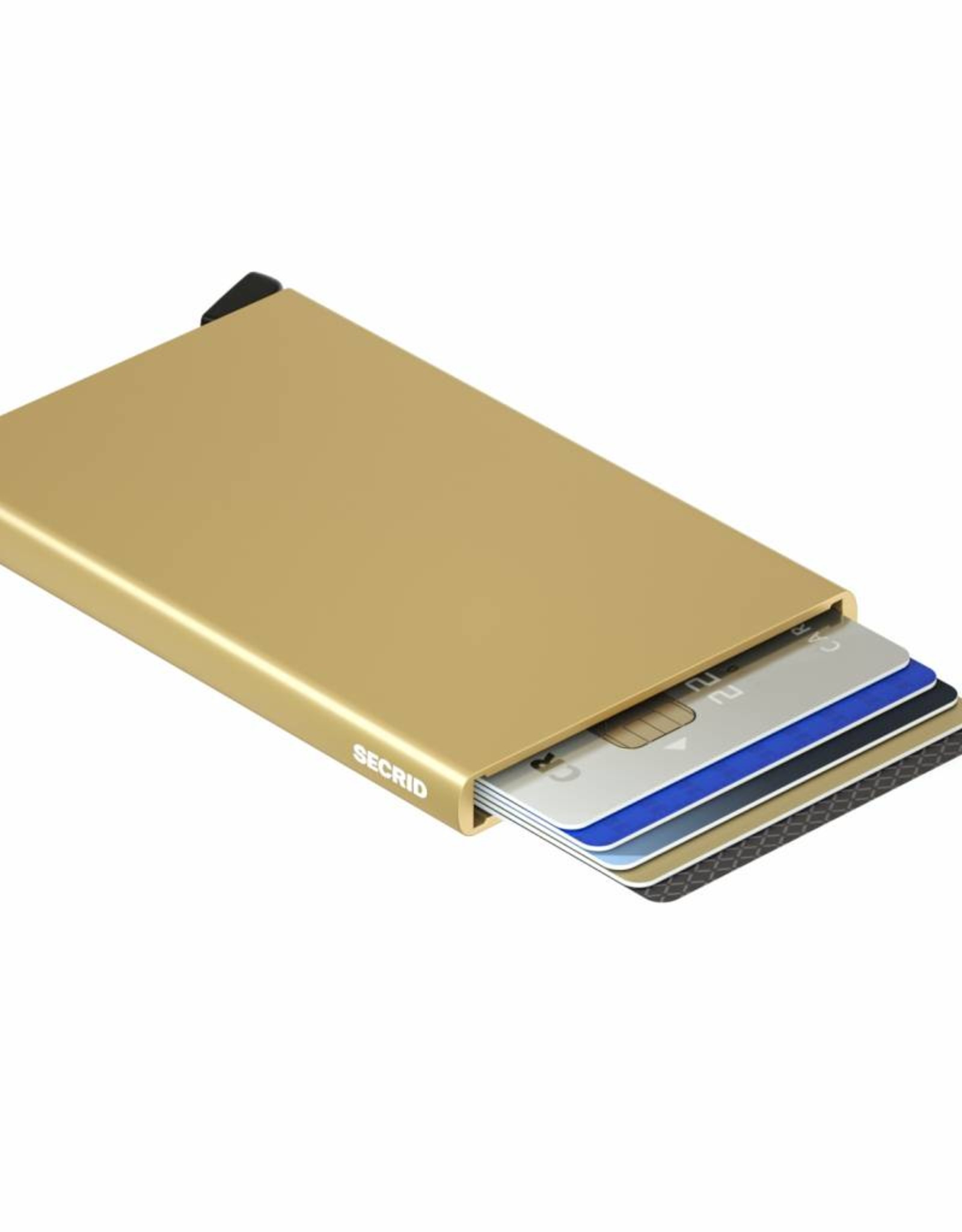 Secrid Cardprotector-gold