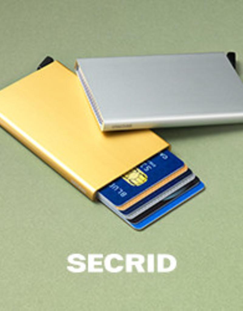 Secrid Cardprotector-gold