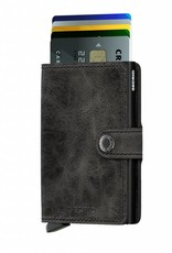 Secrid Miniwallet Vintage-black