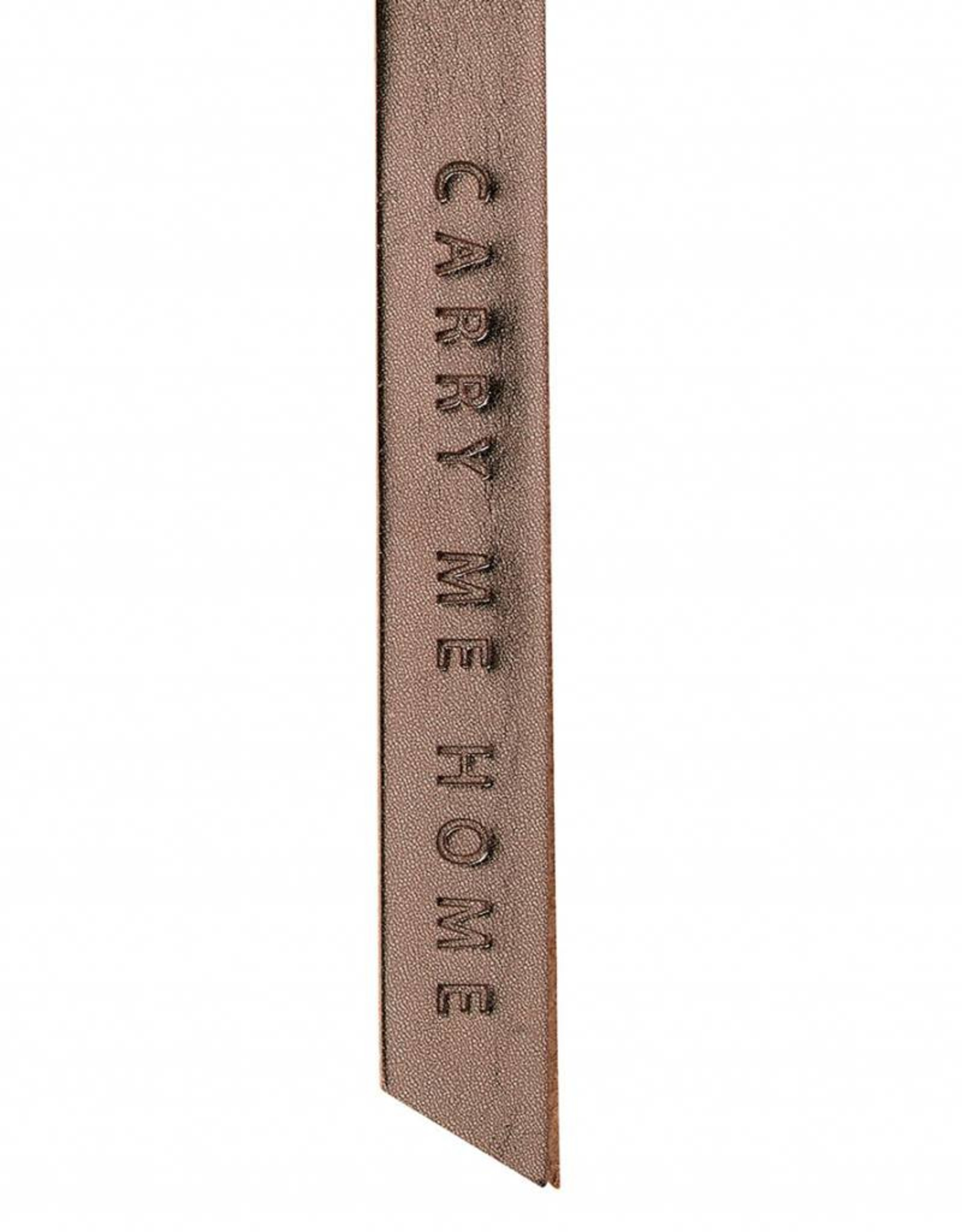 Räder Sleutelhanger Leather-bronze/carry me home