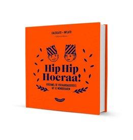 Stratier Bewaarboekje-Hip Hip Hoera