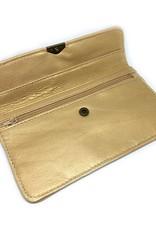 Flat Wallet-mat gold