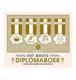 Lannoo Mama baas-Het grote diplomaboek