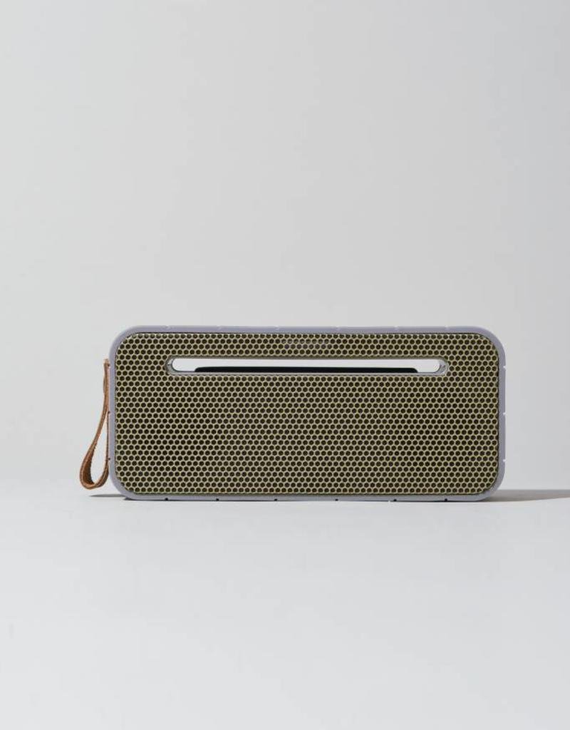 Kreafunk aMove BT speaker-cool grey