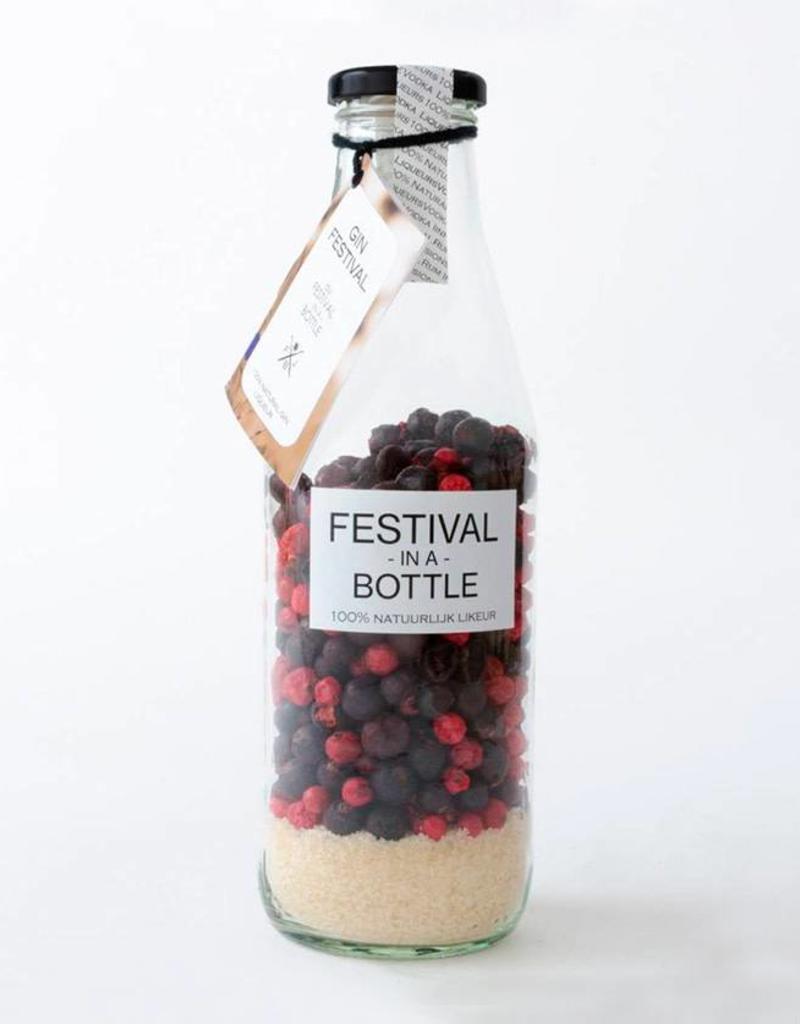 Festival in a Bottle Gin I Festival-Fles 750ML