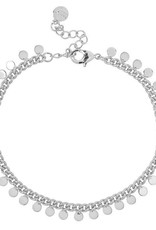 My Jewelry Armband Coins-silver