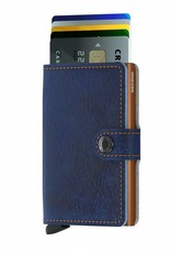 Secrid Miniwallet Indigo-jeans blue