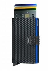 Secrid Miniwallet Cubic-black