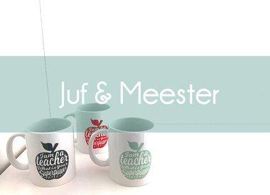 *Juf & Meester*