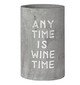 Räder Wine cooler Concrete-anytime is wine time
