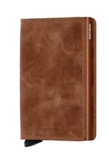 Secrid Slimwallet Vintage-cognac rust