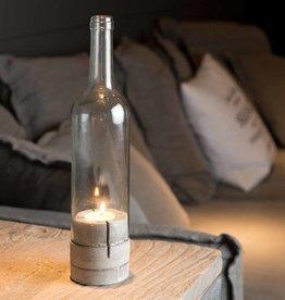 Leeff Leeff Bottlelight glass-concreet