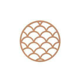 Zone Denmark Onderzetter Pine-butterscotch silicone