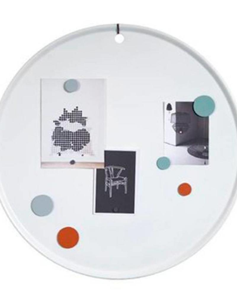 XL Magneetbord Marie-white
