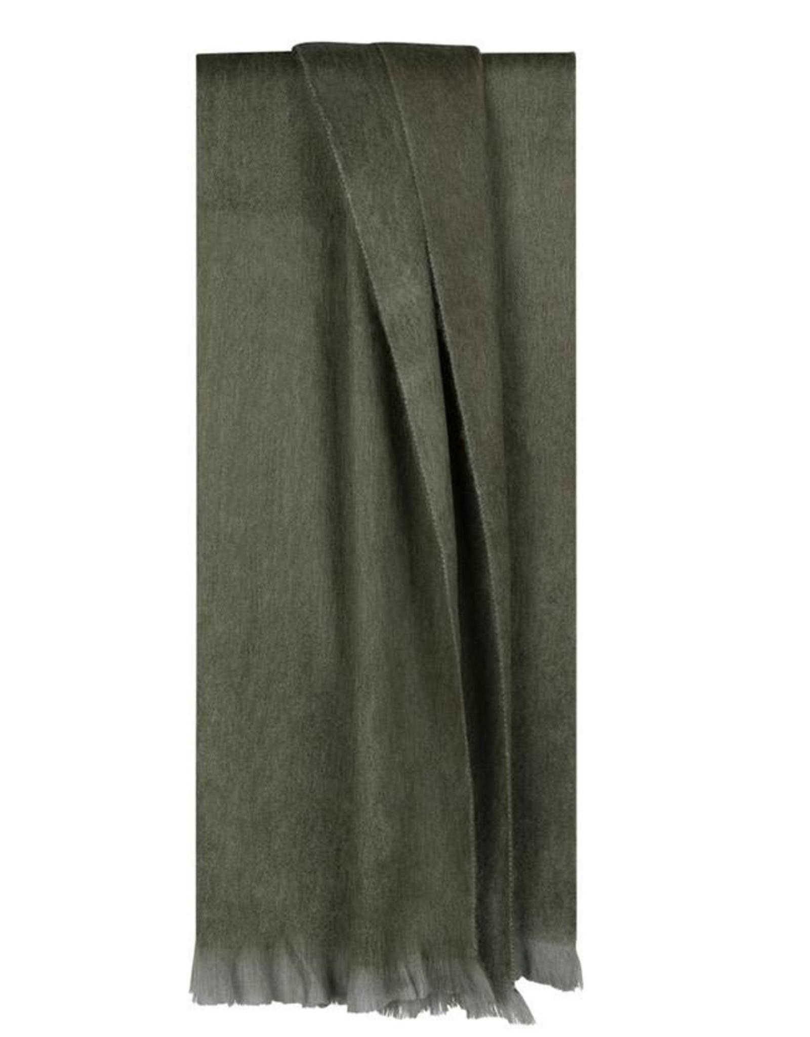 Bufandy Alpaca sjaal Fabian-grey green