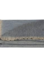 Bufandy Alpaca sjaal Fabian-ice blue
