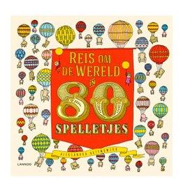 Lannoo Reis om de Wereld in 80 spelletjes
