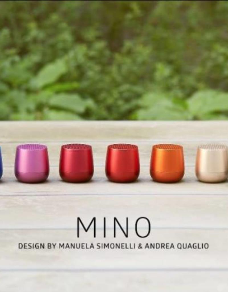 Lexon Mino geluidsbox-black