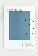 Gewoon Jip Wenskaarten Set JIP blauw-15 stuks
