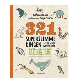 Lannoo 321 Superslimme dingen over dieren (die je moet weten voor je 13 wordt)