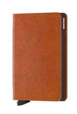 Secrid Slimwallet Original-cognac brown