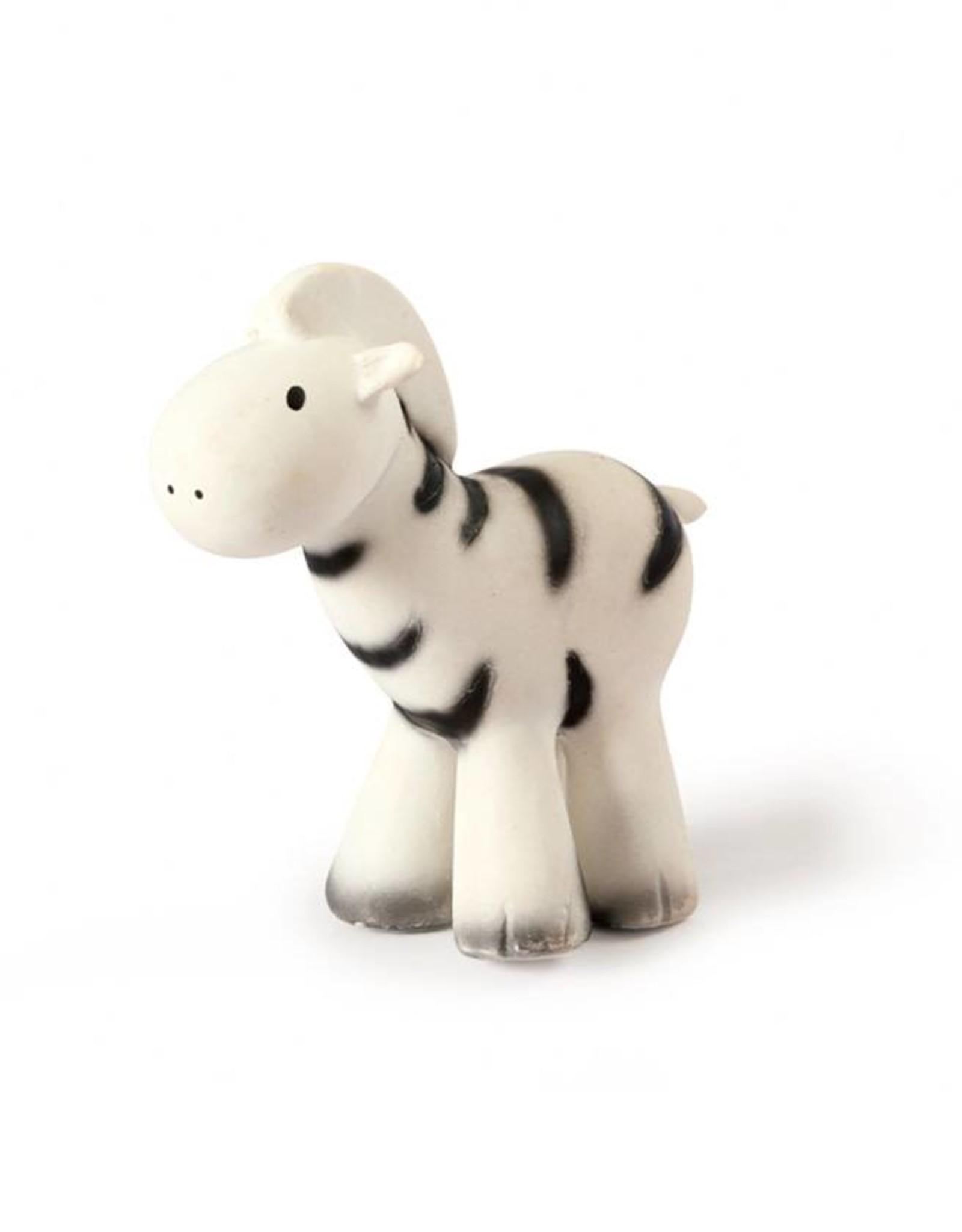 Tikiri Badspeeltje Safari met belletje-zebra