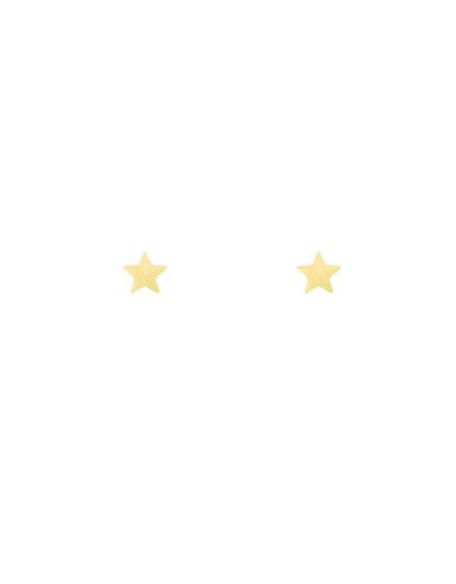 My Jewelry Oorbellen Studs Mini Star-gold