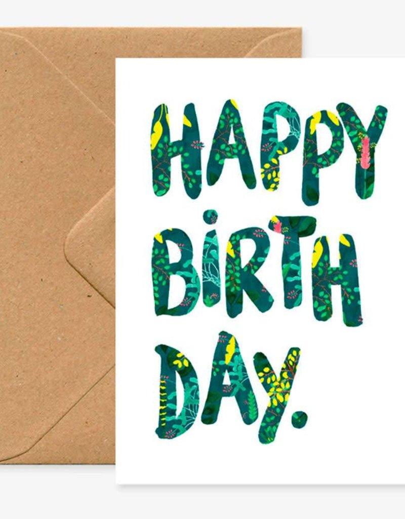 All the ways to say Wenskaart-Happy Birthday summer