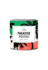 The Gift Label Geurkaars small-Paradise found (fresh cotton)