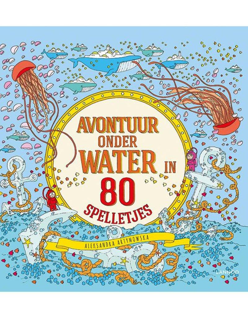 Lannoo Avonturen onder Water in 80 spelletjes
