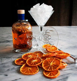 Festival in a Bottle Pirate Skull Orange Gin-Fles 450ML