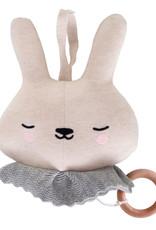 Muziekmobiel-circus bunny