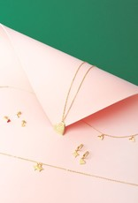 Ketting Duo Sparkle-gold