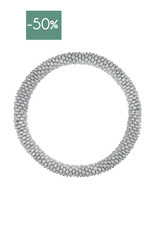 My Jewelry Roll-on armband little beads-grey